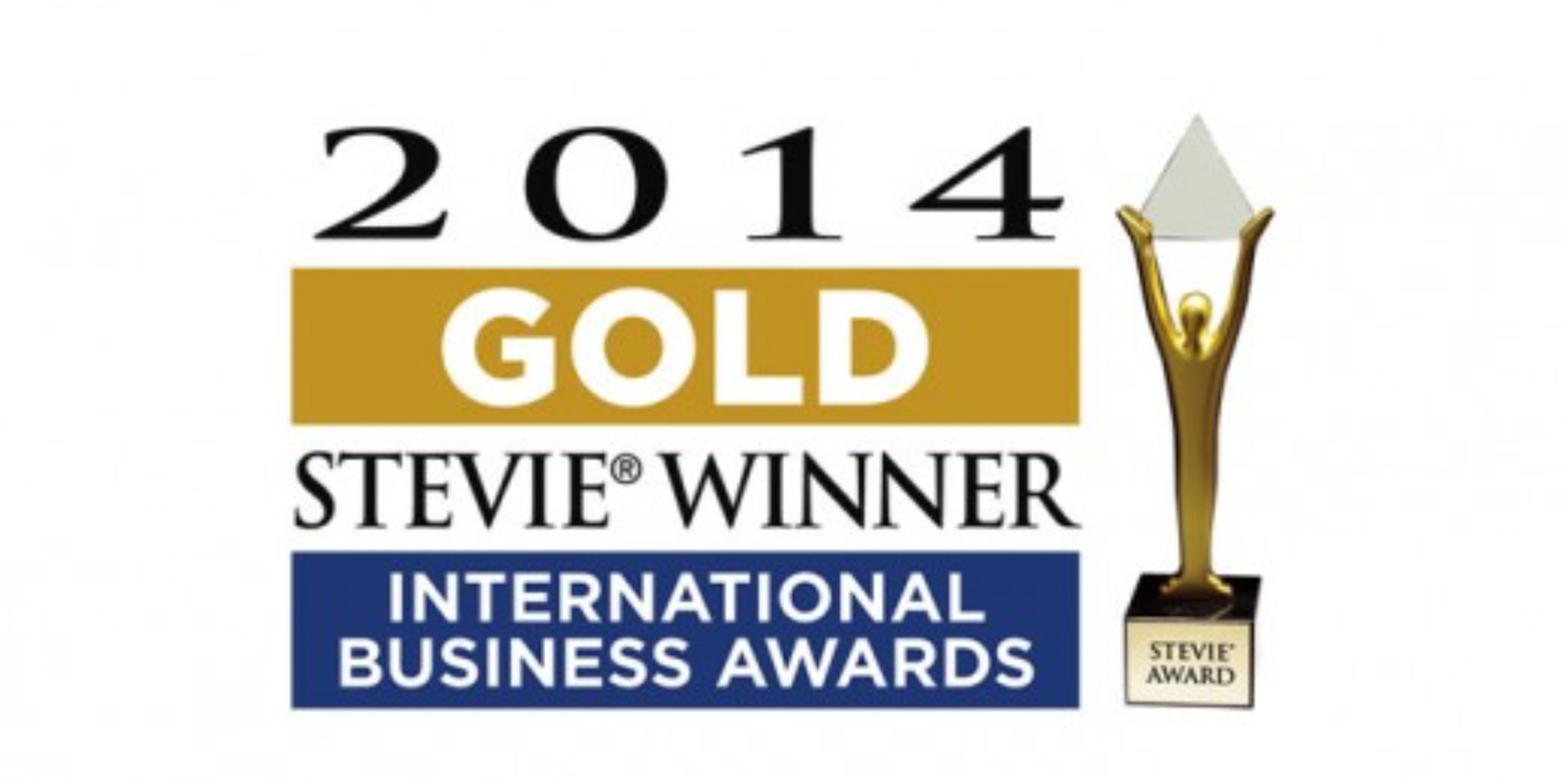 Reggie® Education wins a Gold Stevie® Award!